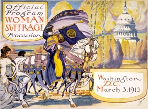 official_program_-_woman_suffrage_procession_march_3_1913_-_crop